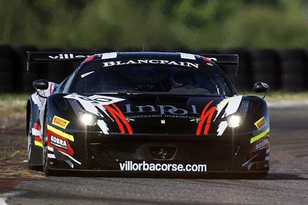Seznámení s Blancpain GT Series (BGTS)