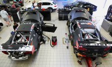 Pretekárské špeciály Audi R8 v Audi centre Bratislava