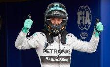 Velkou cenu Německa vyhrál Rosberg