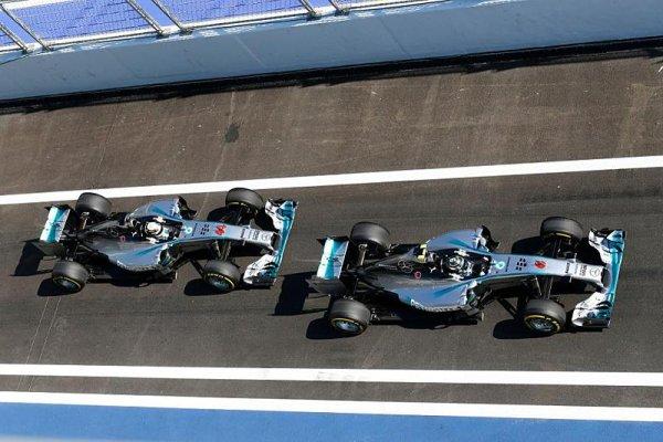 Mercedes si s FIA nehrál na schovávanou