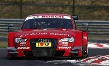 První den letošních testů DTM patřil Audi