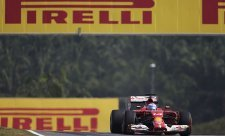 První šanghajský trénink vyhrál Alonso