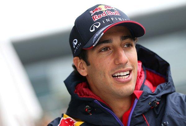 Ricciardo v roce 2014 změnil F1