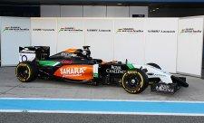 Force India prezentovala letošní vůz už i oficiálně
