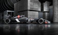 Třetím oficiálně představeným vozem je Sauber C33