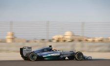 Předsezónní testy zakončil nejlépe Hamilton