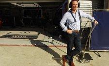 Nové motory budou mít twin-turbo, potvrdil Horner