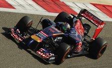 Jezdci Toro Rosso jsou před závěrečnými testy klidní
