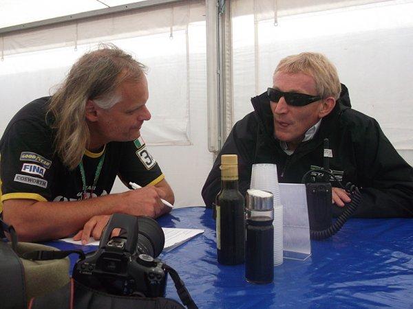 David Kennedy: stejně rychlý jako Prost a Piquet