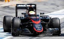 McLarenu byly přiklepnuty extra motory
