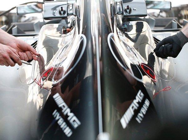 Mercedes utratil dva žetony