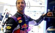 Ricciardo očekává souboj s Ferrari