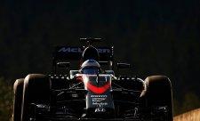 Alonso si stěžuje na výkon motoru Honda