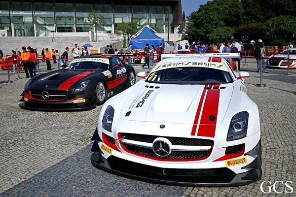 Průvodce: 1. FIA GT Světový pohár