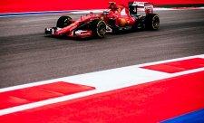 Räikkönen a Alonso přišli o body