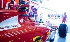 Jezdci Ferrari: Mohla nám patřit druhá řada
