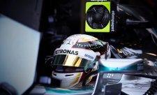 Kvalifikace ve Spa-Francorchamps patřila Hamiltonovi