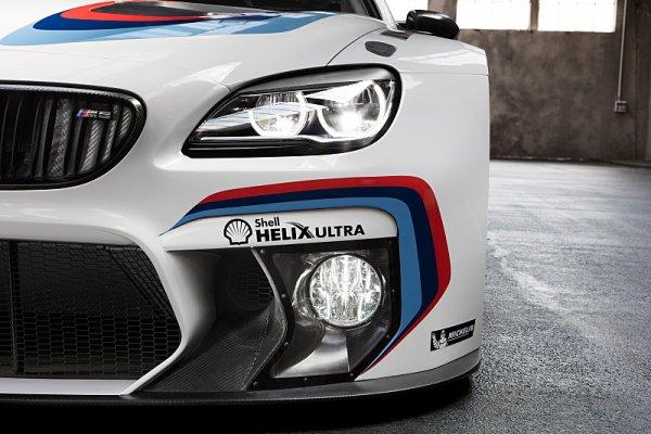 BMW M6 GT3 - představení
