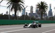 V Albert Parku začal nejlépe Lewis Hamilton