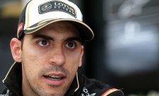 Maldonado není v F1, protože nechce