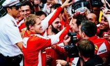 Vettelovy hořkosladké roky s Ferrari