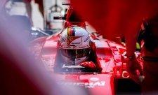 Sebastian Vettel vyhrál Velkou cenu Maďarska!