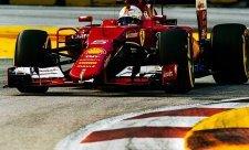 Pole position patří Sebastianu Vettelovi!