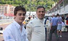 Známé jméno v GP2: Louis Deletraz před debutem