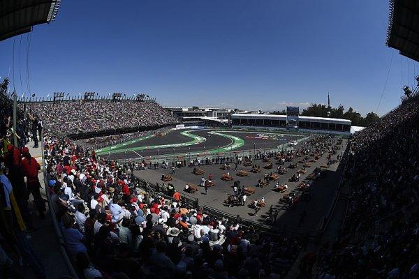 IndyCar blízko tomu, aby už v roce 2018 závodila v Mexiku