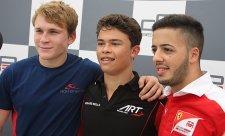 Foto-Story: GP2 a GP3 na Hungarorigu