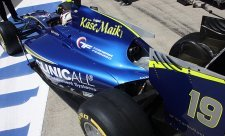 GP2 a GP3 se připravovaly v Abů Dhabí na sezonu 2017
