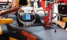 Giovinazzi velkým vítězem GP2 v Malajsii
