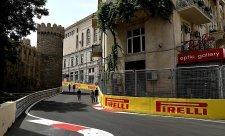 Pirelli se připravuje na Velkou cenu Ázerbájdžánu
