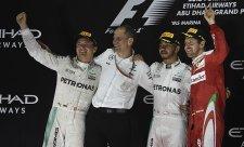 V Abú Zabí udělal chybu Mercedes