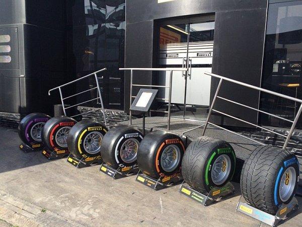 5 týmů pomůže Pirelli s testováním pneumatik