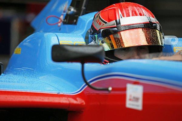 GP3: Richard Gonda před svým debutem