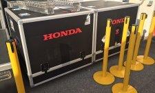 Honda potřebuje více místa
