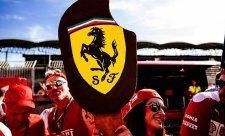 Ferrari restrukturalizuje technické oddělení