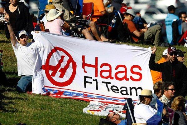První pohled na nové barvy Haasu