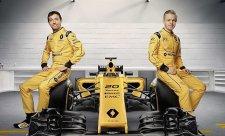 Magnussen udělal chybu, těší se Palmer