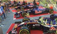 Red Bull a Toro Rosso připravují užší spolupráci