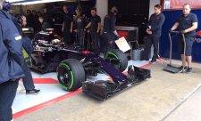 Toro Rosso prozradilo datum odhalení nového vozu