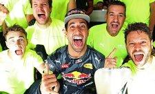 Ricciardo: Konečně motor na úrovni Ferrari!