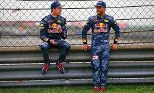 Ricciardo nikdy nejel lépe než včera v Číně