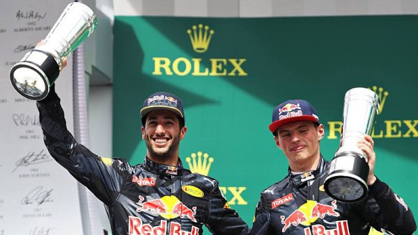 Horner: Verstappen ukázal týmového ducha