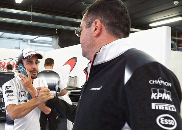 Alonso zvládne i 34 závodních víkendů ročně