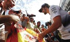 Alonso: Verstappen jezdil podle pravidel
