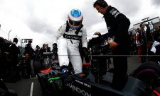 Alonso nechtěl odstoupit ze závodu