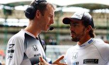 Alonso spokojen s konkurenceschopností
