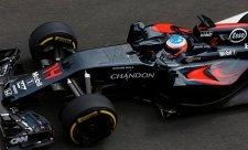 Alonso: McLaren nemá být na co pyšný
